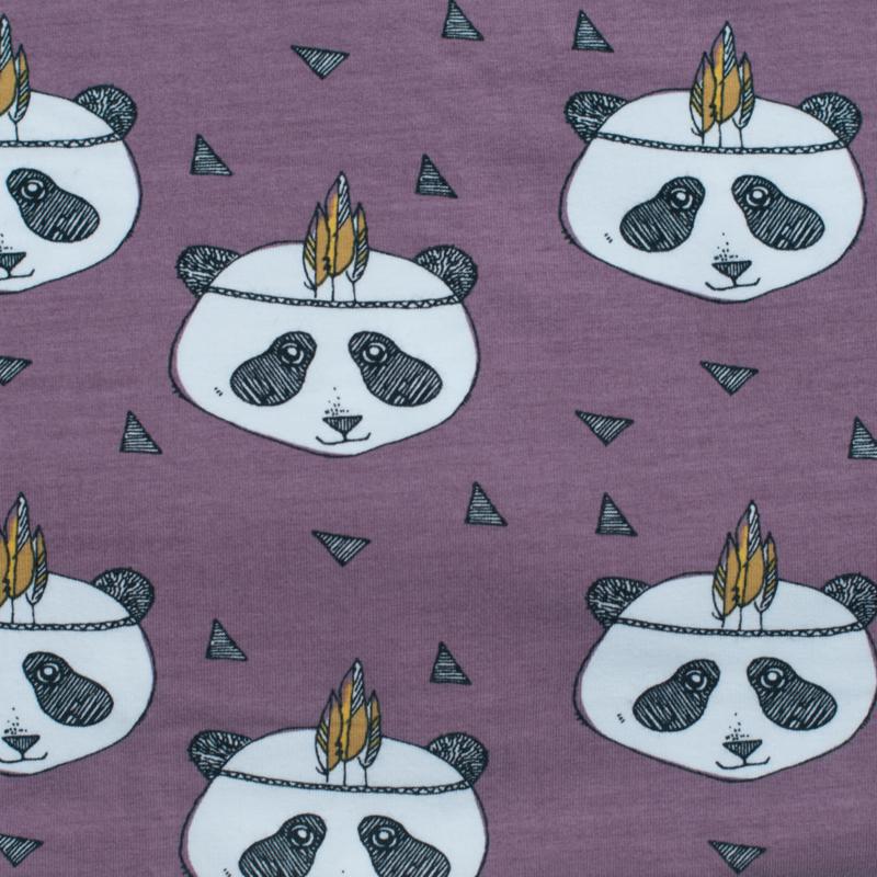 Pandapak aubergine