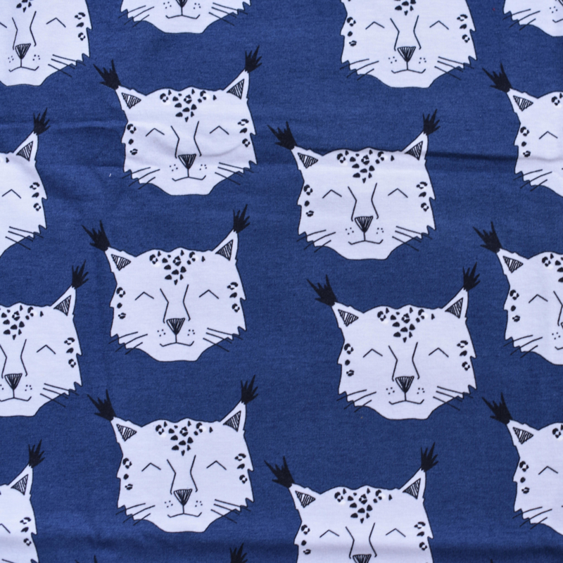 Snowlynx blauw