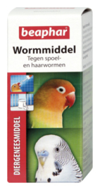 Wormmiddel vogel 10ml