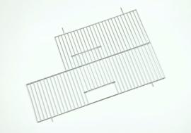 Voorfront - 60 x 30 cm 1 deur en 1 nestkast opening
