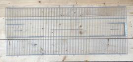Voorfront 60 x 40 cm  coating grijs