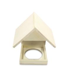 Houten kapel klein