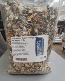 Deli Nature 37 Strooivoer Energy mix 1 kg