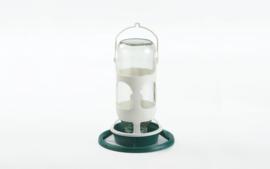 Fauna flessenhouder met glazen pot