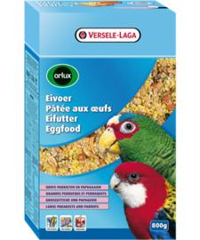 Orlux Eivoer grote parkieten en papegaaien droog 1kg
