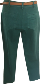 Turquoise pantalon