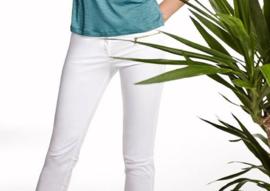 White pantalon