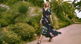 Maxi-dress jungle