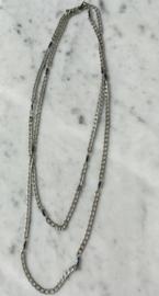 Metal & beads