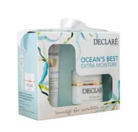 Declaré Ocean's Best Cream & miniatuur Ocean's Best Hyaluron triple Booster (15 ml)