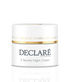 Declaré 5 Secrets Night Cream (Stress Balance)