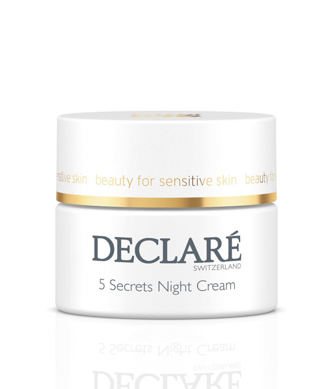 Declaré 5 Secrets Night Cream (Stress Balance)