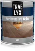 Trae Lyx Hardwax Pro Color  - 750ml - Wit