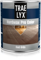 Trae Lyx Hardwax Pro Color  - 750ml - Oud Grijs