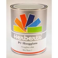 Herberts PU Hoogglans Verf