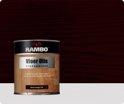 Rambo Vloer Olie Transparant - 750ml - Warm Wenge 0776