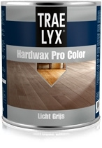 Trae Lyx Hardwax Pro Color  - 750ml - Licht Grijs