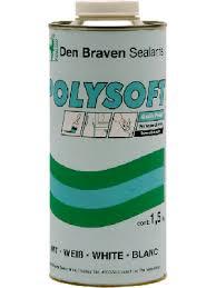 Den Braven Polysoft Professional 2-c plamuur - 1,5 kg
