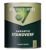 Boonstoppel Garantie Standverf - Groen 10 - 1 liter