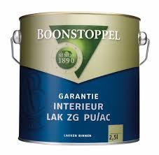 Boonstoppel Garantie Interieurlak ZG PU/AC - 1 liter