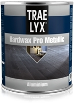 Trae Lyx Hardwax Pro Metallic  - 750ml - Aluminium