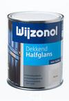 Wijzonol Dekkend Halfglans - 0,75 ltr - Bordeauxrood 9346