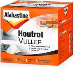 Alabastine Houtrotvuller (500gr. / 1 kg)