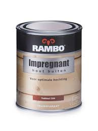 Rambo Impregnant Hout Buiten - 750ml - Teakhout 1204