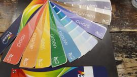 Flexa Let's Colour Kleurenwaaier