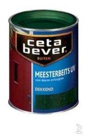 CetaBever Meesterbeits UV Dekkend - 750ml - Ral 7035