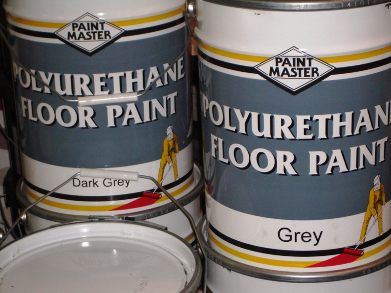 Paintmaster PU Floorcoating - 20 liter