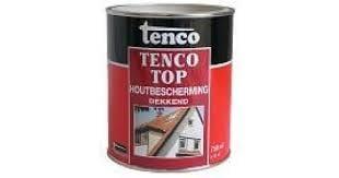 Tenco Tencotop Houtbescherming - 750ml - 28 Purperrood