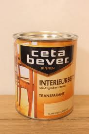 CetaBever Interieurbeits - 750ml - Lindegroen 0560