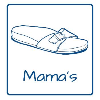 Orthpodische ergonomische schoen sandaal en slipper dames