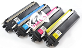 Brother TN210/TN230/TN240/TN290 huismerk aa-inkt toner set met chip