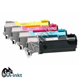 Xerox 6125 huismerk AA-inkt toner set