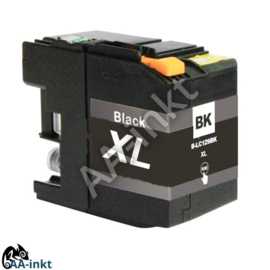 Brother LC-229XXL huismerk AA-inkt zwart met chip