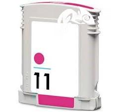 HP 11 huismerk inkt magenta 29 ml met chip