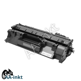 HP 05X CE505X XXL huismerk AA-inkt toner zwart
