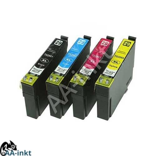 Epson 29 huismerk AA-inkt set