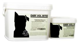 Geperste bites rund  voor de kat 1500 gram
