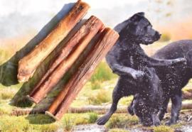 Hondensnacks en Woefstock