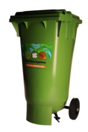 Bokashi container 120 liter