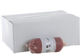 Compleet vers vlees (worstjes) voor de kat (KVV)