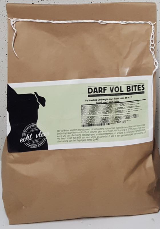 Darf Vol Bites Pup 1500 gram