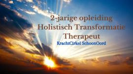 2-Jarige Opleiding Holistisich Transformatie Therapeut (Start september 2021)