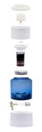 Aqualine 5 glas Waterfilter