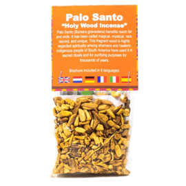 Palo Santo Chips 20 gram