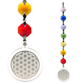 Flower of Life Raamhanger
