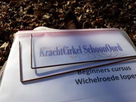 Workshop Wichelroede lopen